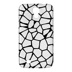 Seamless Cobblestone Texture Specular Opengameart Black White Samsung Galaxy Mega 6 3  I9200 Hardshell Case by Alisyart