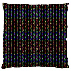 Dna Large Cushion Case (two Sides) by CannyMittsDesigns