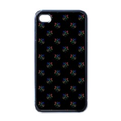 Dream Tiger Apple Iphone 4 Case (black) by CannyMittsDesigns