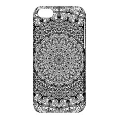 Mandala Boho Inspired Hippy Hippie Design Apple Iphone 5c Hardshell Case by CraftyLittleNodes