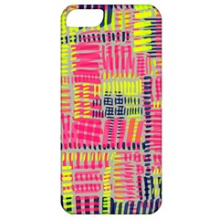 Abstract Pattern Apple Iphone 5 Classic Hardshell Case