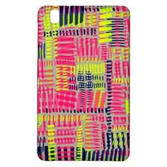 Abstract Pattern Samsung Galaxy Tab Pro 8 4 Hardshell Case by Simbadda