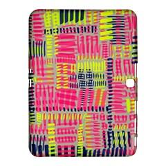 Abstract Pattern Samsung Galaxy Tab 4 (10 1 ) Hardshell Case  by Simbadda