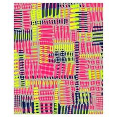 Abstract Pattern Drawstring Bag (small) by Simbadda
