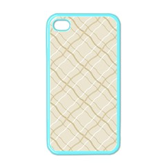 Background Pattern Apple Iphone 4 Case (color) by Simbadda