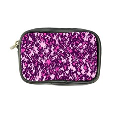 Chic Camouflage Colorful Background Coin Purse by Simbadda