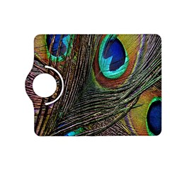 Peacock Feathers Kindle Fire Hd (2013) Flip 360 Case by Simbadda