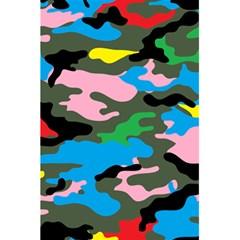 Rainbow Camouflage 5 5  X 8 5  Notebooks by boho