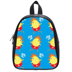Easter Chick School Bags (small)  by boho