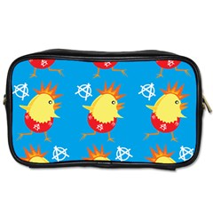 Easter Chick Toiletries Bags by boho