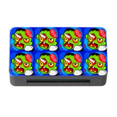 Zombies Memory Card Reader With Cf by boho