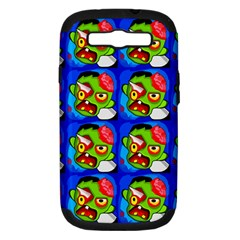 Zombies Samsung Galaxy S Iii Hardshell Case (pc+silicone) by boho