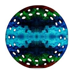 Crinoline Ornament (round Filigree) by boho