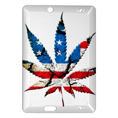 Marijuana Amazon Kindle Fire Hd (2013) Hardshell Case by boho