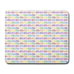 Bicycles Large Mousepads by boho