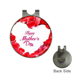 Happy Mothers Day Hat Clips With Golf Markers by boho
