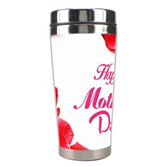 Happy Mothers Day Stainless Steel Travel Tumblers by boho
