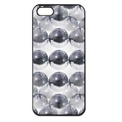 Disco Balls Apple Iphone 5 Seamless Case (black) by boho