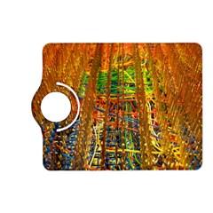 Circuit Board Pattern Kindle Fire Hd (2013) Flip 360 Case by Simbadda