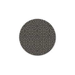Modern Oriental Pattern Golf Ball Marker by dflcprints