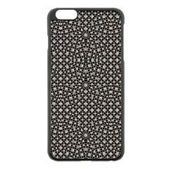 Modern Oriental Pattern Apple Iphone 6 Plus/6s Plus Black Enamel Case by dflcprints