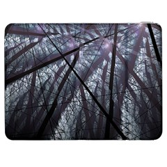 Fractal Art Picture Definition  Fractured Fractal Texture Samsung Galaxy Tab 7  P1000 Flip Case by Simbadda