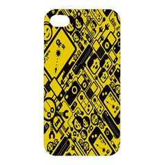 Test Steven Levy Apple Iphone 4/4s Premium Hardshell Case by Simbadda