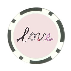 Toy Love Poker Chip Card Guard (10 Pack) by lvbart