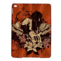 Rock Music Moves Me Ipad Air 2 Hardshell Cases by Onesevenart