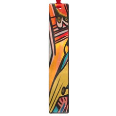 Vivid Colours Large Book Marks by Onesevenart