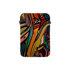 Vivid Colours Apple Ipad Mini Protective Soft Cases by Onesevenart
