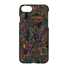 Trees Internet Multicolor Psychedelic Reddit Detailed Colors Apple Iphone 7 Hardshell Case by Onesevenart