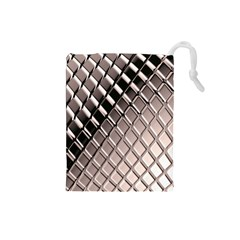 3d Abstract Pattern Drawstring Pouches (small)