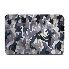 Army Camo Pattern Plate Mats by Onesevenart