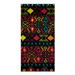 Ethnic Pattern Shower Curtain 36  x 72  (Stall)  by Onesevenart