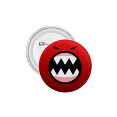 Funny Angry 1 75  Buttons by Onesevenart