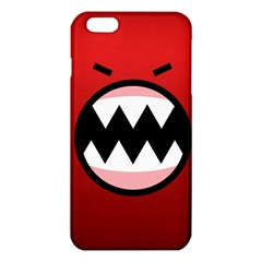 Funny Angry Iphone 6 Plus/6s Plus Tpu Case by Onesevenart