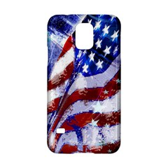 Flag Usa United States Of America Images Independence Day Samsung Galaxy S5 Hardshell Case  by Onesevenart