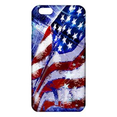 Flag Usa United States Of America Images Independence Day Iphone 6 Plus/6s Plus Tpu Case by Onesevenart