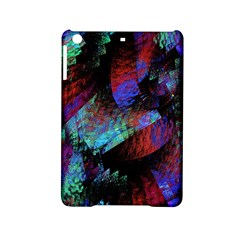 Native Blanket Abstract Digital Art Ipad Mini 2 Hardshell Cases by Onesevenart