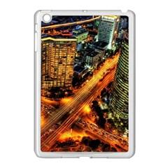 Hdri City Apple Ipad Mini Case (white) by Onesevenart
