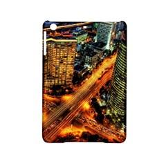Hdri City Ipad Mini 2 Hardshell Cases by Onesevenart