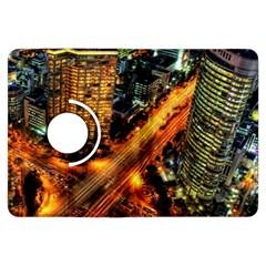 Hdri City Kindle Fire Hdx Flip 360 Case by Onesevenart