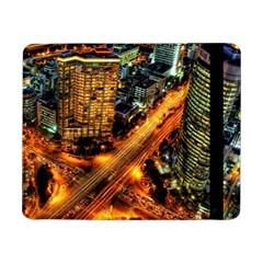 Hdri City Samsung Galaxy Tab Pro 8 4  Flip Case by Onesevenart