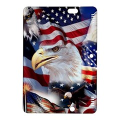 United States Of America Images Independence Day Kindle Fire Hdx 8 9  Hardshell Case by Onesevenart