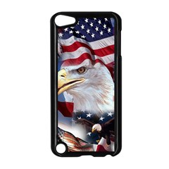 United States Of America Images Independence Day Apple Ipod Touch 5 Case (black) by Onesevenart