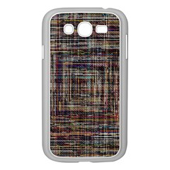 Unique Pattern Samsung Galaxy Grand Duos I9082 Case (white) by Onesevenart