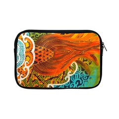 The Beautiful Of Art Indonesian Batik Pattern Apple Ipad Mini Zipper Cases by Onesevenart