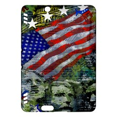 Usa United States Of America Images Independence Day Kindle Fire Hdx Hardshell Case by Onesevenart