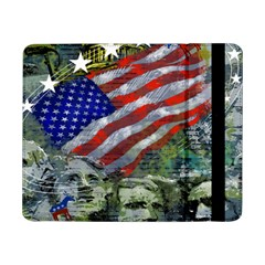 Usa United States Of America Images Independence Day Samsung Galaxy Tab Pro 8 4  Flip Case by Onesevenart